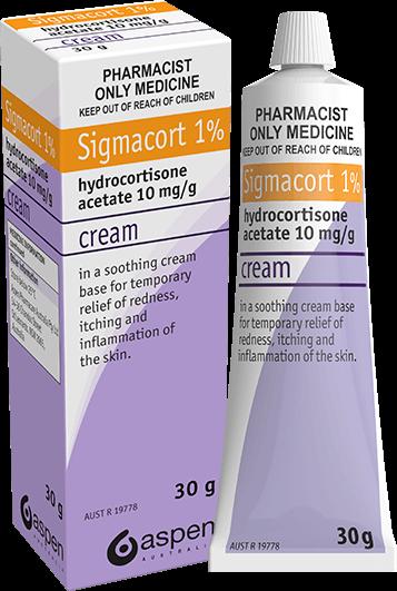 sigmacort cream
