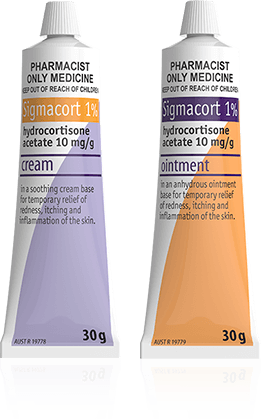 sigmacort cream and ointment