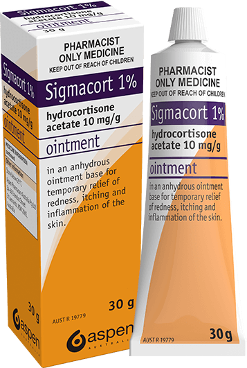 sigmacort ointment